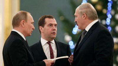 Лукашенко исключил возможность вступления Беларуси в состав России