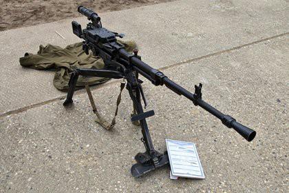 Россия обвинила США в воровстве технологий пулемета Калашникова