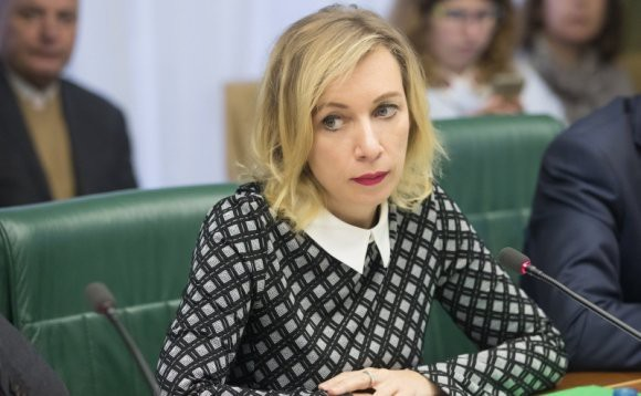 Не надо лукавить, господин Столтенберг: Захарова осадила генсека НАТО