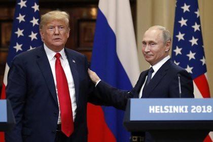 Названа дата возможной встречи Путина и Трампа