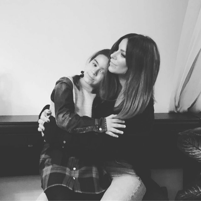 Ани Лорак нашла утешение в дочери после измены мужа