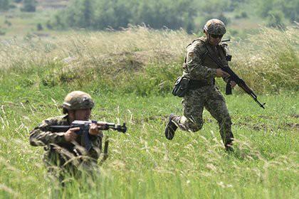 Украинская армия заняла новые позиции в Донбассе