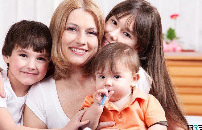 Многодетная мама сможет уйти в отпуск в любое время