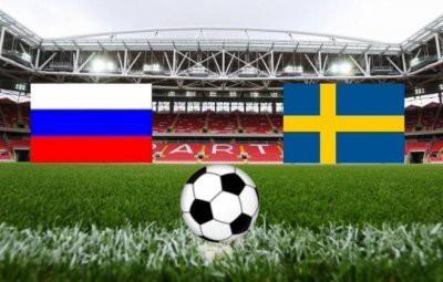 Россия будет играть против Швеции в красной форме