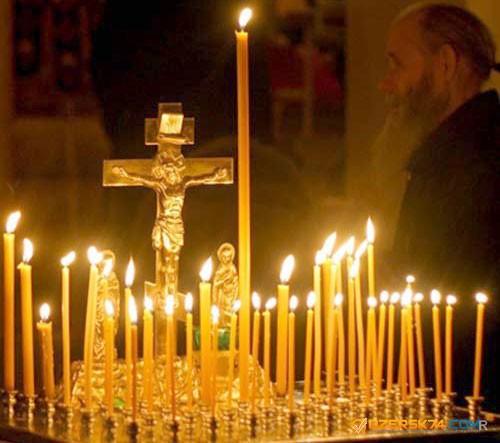 Перед Покровской родительской субботой 13 октября 2018 года следует посетить пятничную панихиду в церкви