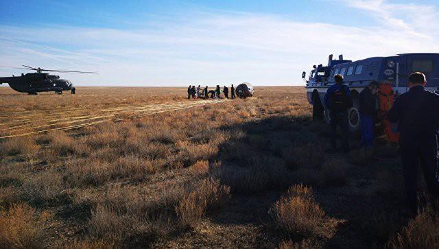 """В ЕКА заявили о готовности помочь в расследовании аварии """"Союза"""""""