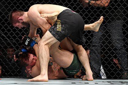 Нурмагомедов и Макгрегор установили рекорд UFC