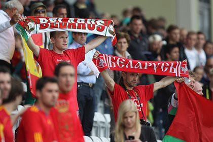 В Белоруссии запретили речевку «Кто не скачет, тот москаль!»