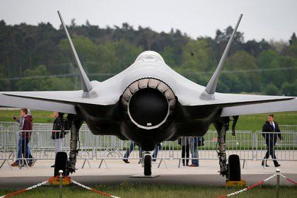 США запретили все полеты F-35