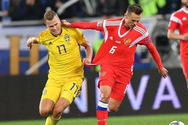 Россия – Швеция, счет: как сыграла Россия вчера, 11.10.2018