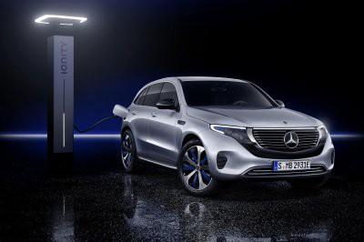 Mercedes-Benz EQC приедет в Россию
