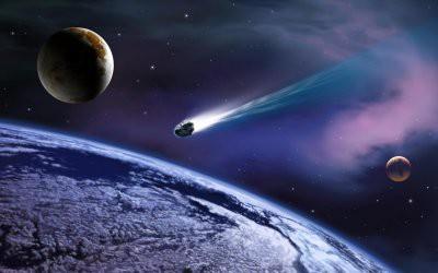 В Японии метеорит упал на крышу дома
