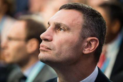 Кличко предложил отказаться от горячего водоснабжения в Киеве