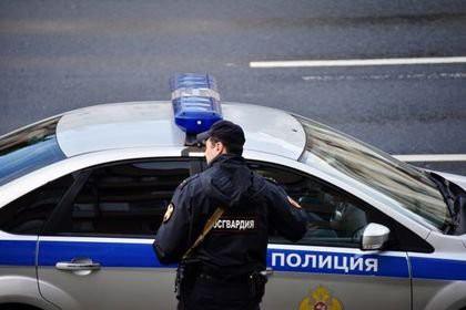 Неизвестные похитили девушку в центре Москвы