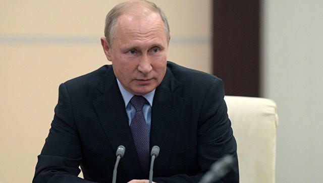 Путин назвал сельское хозяйство одним из локомотивов движения экономики