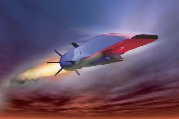 Америка похвасталась новой гиперзвуковой крылатой ракетой