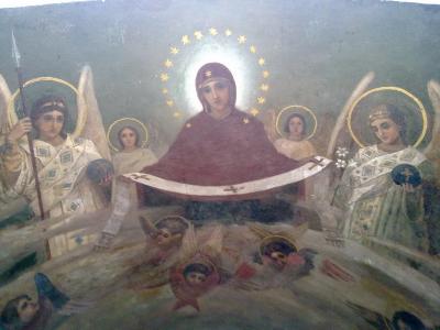 Сегодня Покров Пресвятой Богородицы и Приснодевы Марии