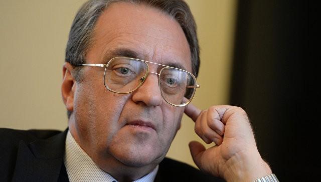Богданов встретился с главой Экваториальной Гвинеи