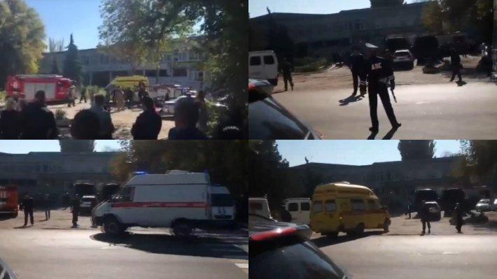 Керчь: теракт и взрыв в колледже унесли жизни 18 человек, более 40 человек ранены