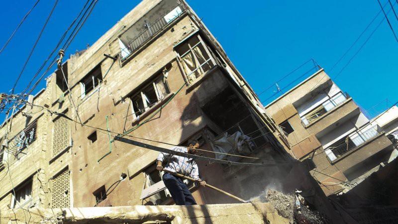 Военные конфликты 27 октября: Сирия последние новости сегодня