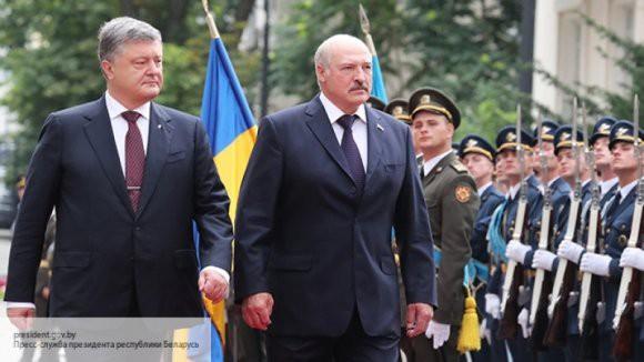 Экс-премьер Украины рассказал, как Порошенко пытался обмануть Лукашенко