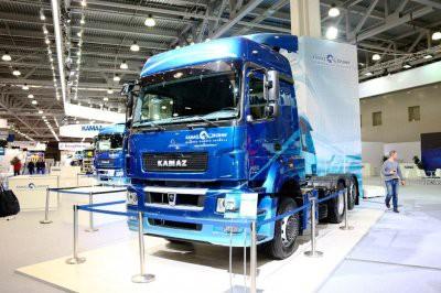 Названы самые примечательные грузовики современности