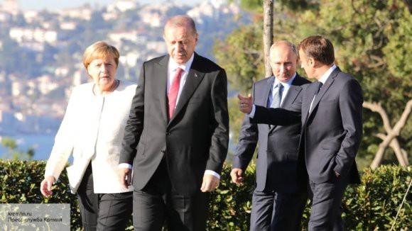 Завершился исторический саммит по урегулированию сирийского кризиса