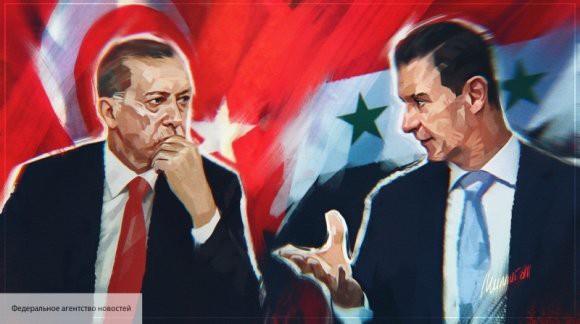 Эрдоган: лишь народ Сирии будет определять будущее Асада