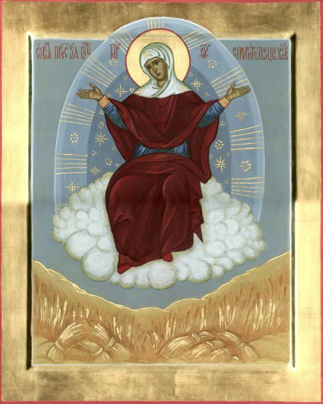 Церковный праздник 28 октября 2018: День иконы Божией Матери «Спорительница хлебов»