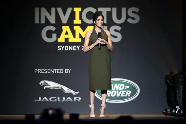 Меган Маркл удивила поклонников эмоциональной речью на церемонии закрытия Invictus Games в Австралии