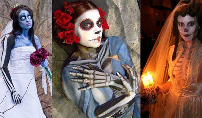 Какой костюм надеть на Хэллоуин — сделать костюм своими руками