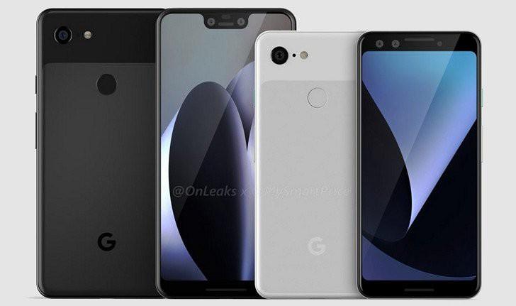 Google Pixel 3 и Pixel 3 XL будут представлены 9 октября 2018 года. Когда, как и где посмотреть презентацию смартфонов