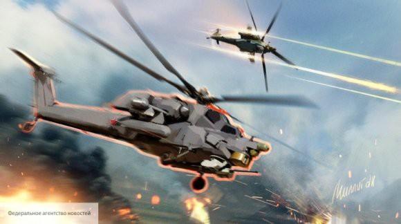 «Ночной охотник» от ВКС РФ: военные летчики изменили проект Ми-28НМ