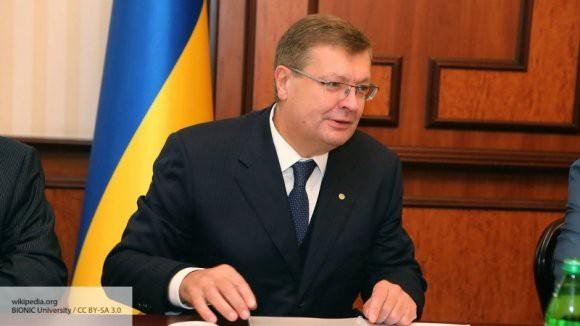 Экс-глава МИД Украины призвал Киев трезво оценить ситуацию на Азове