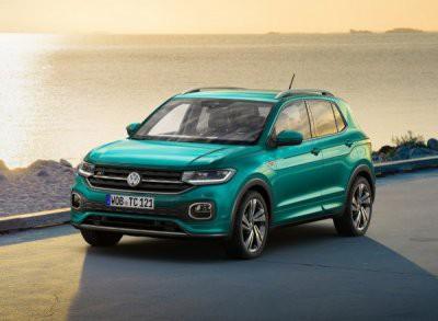 Компания Volkswagen показала удлиненную версию кроссовера T-Cross