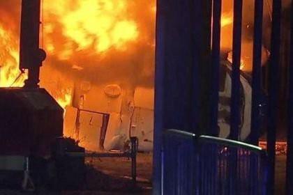 В Британии разбился вертолет владельца ФК «Лестер»