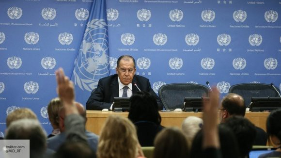 Лавров прокомментировал желание США выйти из ДРСМД