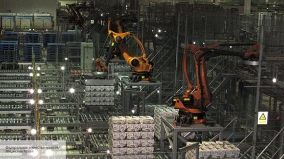 Роботы будут создавать роботов на швейцарской фабрике в Китае