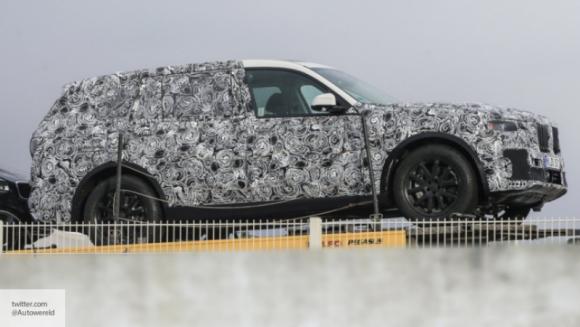 Пикап BMW X7 представлен независимыми дизайнерами