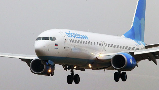 """""""Победа"""" выразила недоумение по поводу заявлений авиавластей Грузии"""