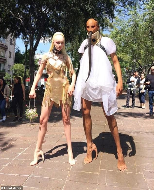 """Канадский панк-брэнд представил дизайнерскую обувь из """"человеческой кожи"""""""