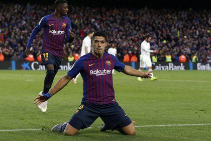 «Барселона» без Месси устроила погром «Реалу» без Роналду