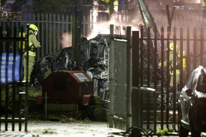 В Британии подтвердили гибель владельца «Лестер» при крушении вертолета