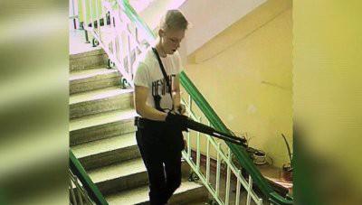 Засекли камеры: следователи разыскивают помощника керченского стрелка