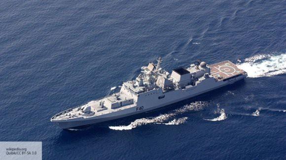 Индия и Россия заключили договор на поставку двух фрегатов стоимостью 950 млн долларов