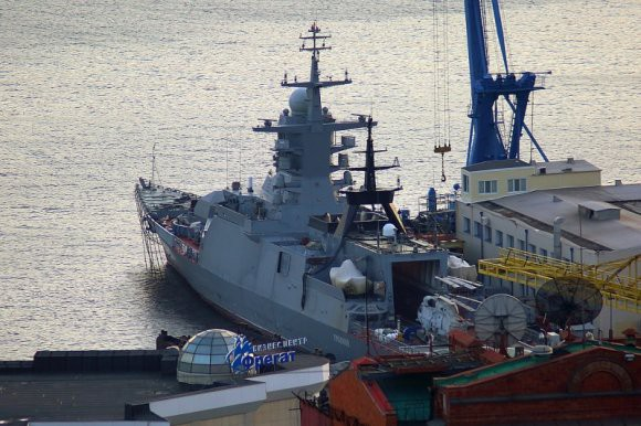Важное приобретение для ВМФ: эксперт оценил корвет «Громкий»