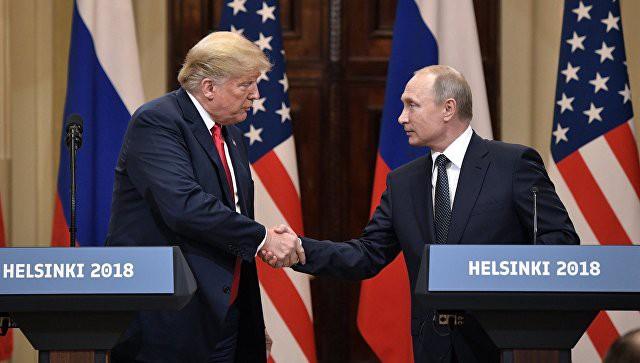 Песков назвал главную цель встречи Путина и Трампа
