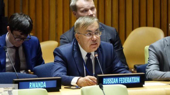 Вершинин ответил на обвинения Франции в дестабилизации ситуации в ЦАР