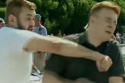 Пострадавший во время эфира в День ВДВ журналист НТВ Никита Развозжаев покончил с собой