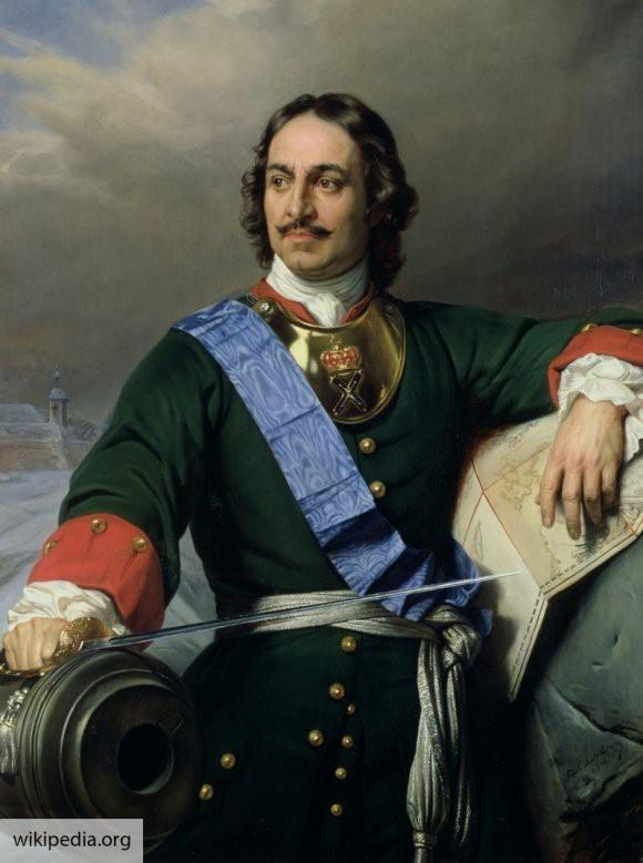 В Петербурге архитекторы предлагают установить памятник Петру I в Неве